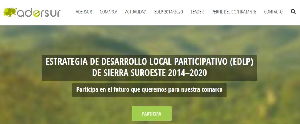 Finalizados los foros temáticos para la definición de la estrategia de Sierra Suroeste en el horizonte 2022, con casi 150 participantes. title=