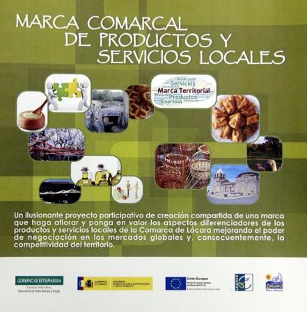 Los productos y servicios locales de calidad aúnan esfuerzos en la Comarca de Lácara title=