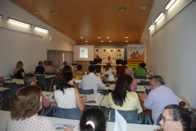 """La asamblea general del Centro de Desarrollo Rural """"La Serena"""" aprueba por unanimidad la Estrategia de Desarrollo Rural Participativa La Serena 2020."""