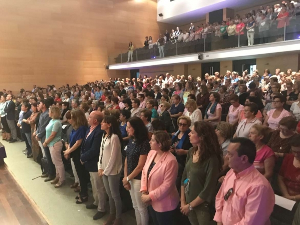 Los Grupos de acción local asisten a la presentación del Plan Estratégico de Igualdad de Género en el Medio Rural de Extremadura 2017-2020