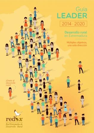 """Descarga nuestro folleto sobre las """"Ayudas LEADER 2014-2020"""""""