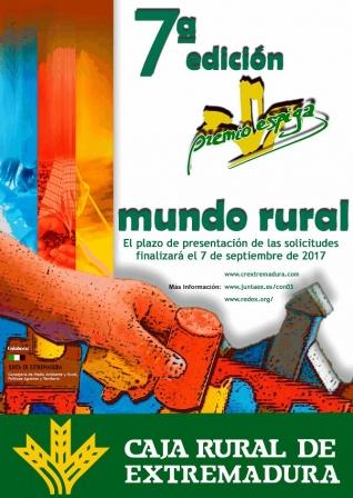 VII Premio Espiga Mundo Rural title=