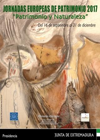 Jornadas Europeas de Patrimonio en Extremadura 2017 title=