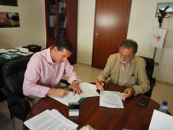 AGENEX firma un convenio con REDEX para asesorar a los Grupos de Acción Local en eficiencia energética title=
