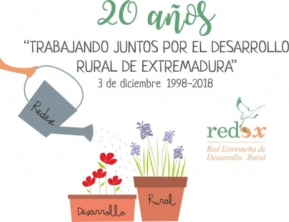 REDEX cumple 20 años de trabajo por mantener vivo el medio rural extremeño title=
