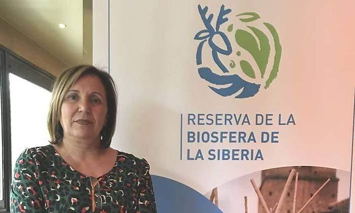 """Rosa María Araújo, presidenta del CEDER La Siberia: """"Extremadura eligió hace muchos años ser rural"""" title="""