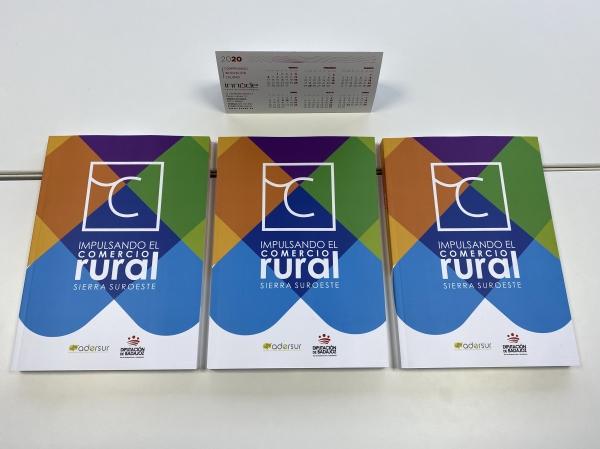 ADERSUR cierra la primera fase del Plan de Impulso del Comercio Rural de Sierra Suroeste title=