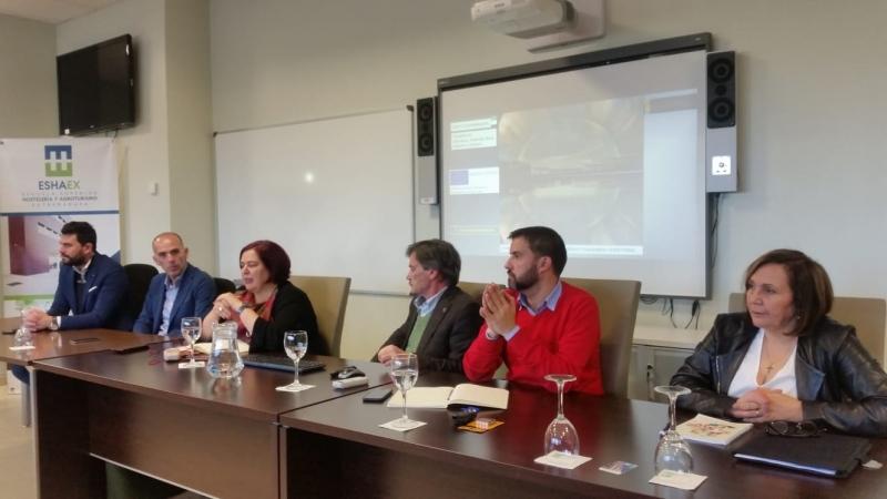 La Consejera Begoña García apunta a los Grupos de Acción Local como elementos vitales ante el reto demográfico title=