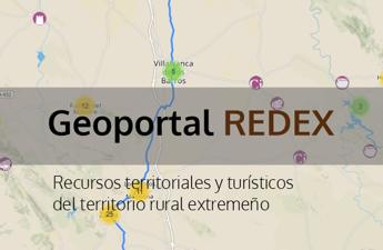 Geoportal Redex