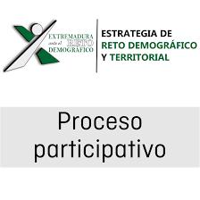 Consulta pública y presentación de sugerencias al anteproyecto de Ley de medidas ante el Reto Demográfico y Territorial de Extremadura title=