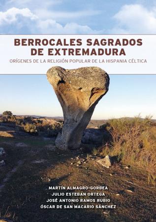 Publicado el libro Berrocales sagrados de Extremadura title=