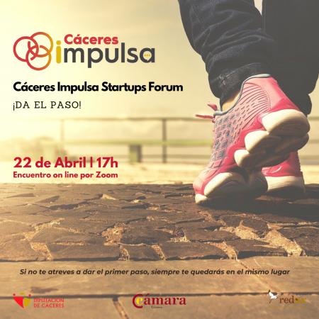 Cáceres Impulsa celebra un Startups Forum sobre emprendimiento para analizar las oportunidades de negocio en la provincia de Cáceres title=